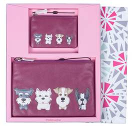 Big Dogs 2 Piece Leather Gift Sets