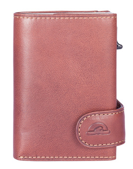 Tony Perotti Wallet with Metal Sleeve - RFID