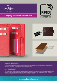 Origin Mens Wallet with RFID Protection