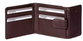Origin Tab Wallet with Tray Pocket & RFID Protection
