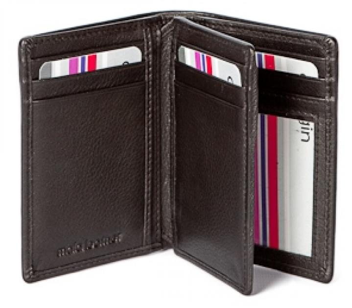 Origin Wallet with RFID Protection