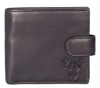 Braemar Tab Wallet with Coin Pocket with RFID
