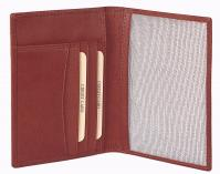 Django Leather Passport Holder