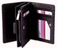 Origin Small Tab Purse with RFID Protection