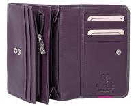 3303 79 Burchell Med Flap Over Purse with RFID