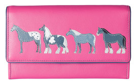 Best Friends Horse Flap Over Purse