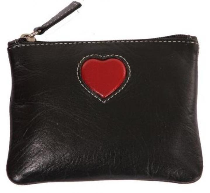 Pinky Small Heart Coin Purse