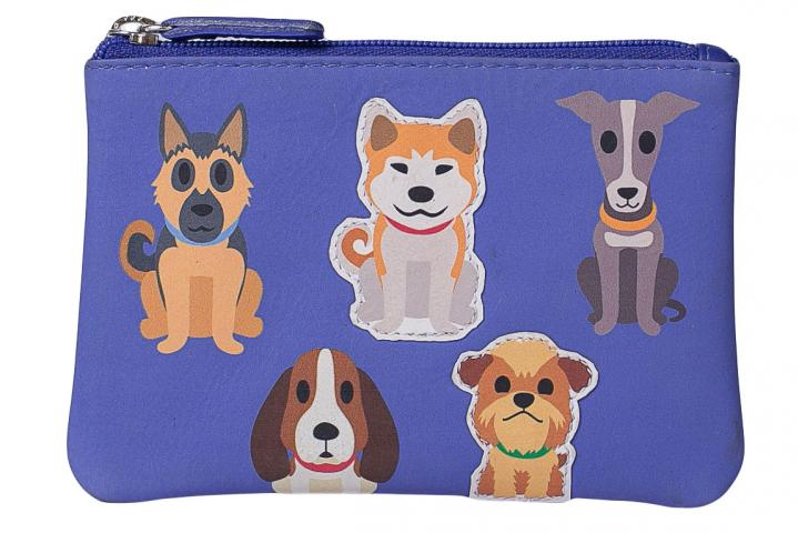 4115 11 Dogs Pinky Coin Purse