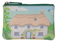 Pinky Cottage Coin Purse