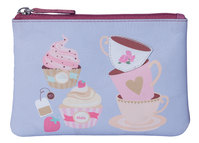 Pinky Tea Coin Purse