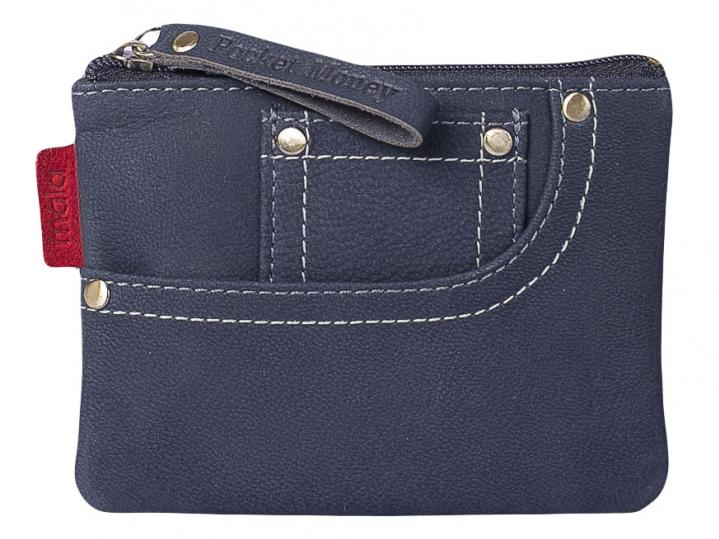 4128 11 Jeans Front Pocket Coin Purse