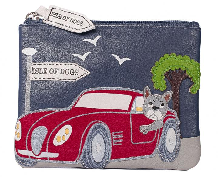 4132 89 Beau Isle of Dogs Coin Purse RFID