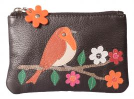 Robin Leather Coin Purse