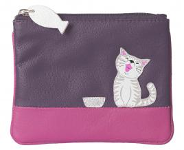 Ziggy Cat Coin Purse