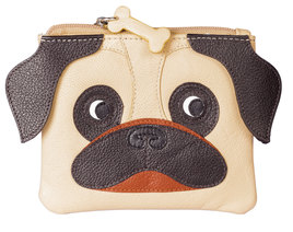 Otis the Pug Coin Purse