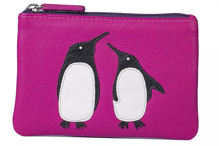 Pinky Two Penguin Purse
