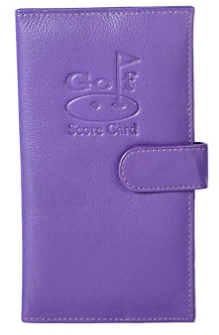 Golf Score Card Holder