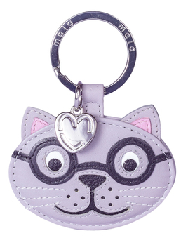 Harry the Cat Keyring