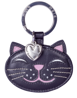 Rosie the Cat Keyring