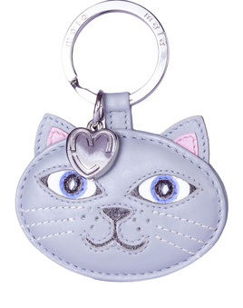 Lola the Cat Keyring