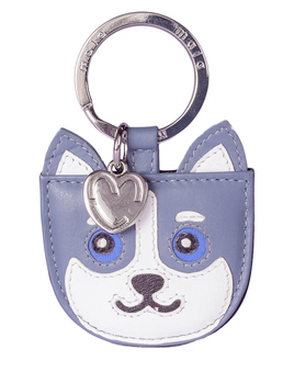Hugo the Huskey Keyring