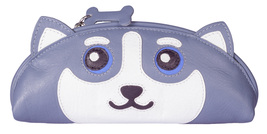 Hugo the Huskey Glasses Case