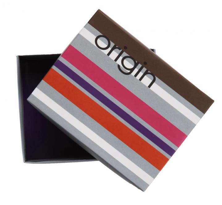 Origin Concertina Card Holder with RFID Protection