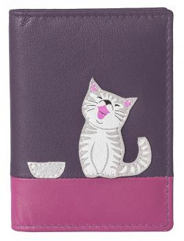 Ziggy Cat ID & Card Holder