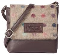 Abertweed Travel Cross Body Bag