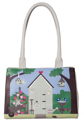 Beau's Garden Shed Shoulder Bag