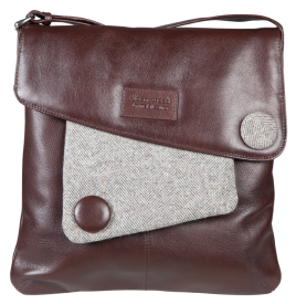 Abertweed Cross Body Bag