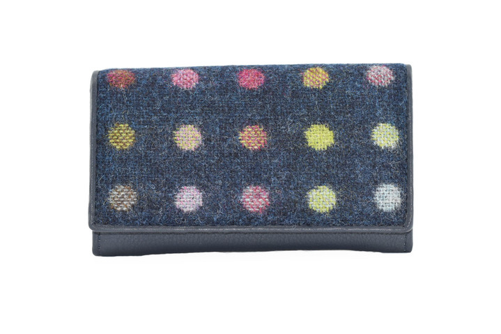 Abertweed Flap Over Purse