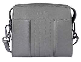 Amelia Shoulder Bag Grey