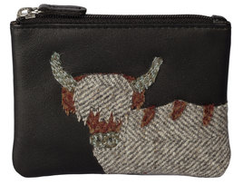 Angus the Cow Coin Purse - RFID