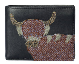 Angus the Cow Wallet - RFID