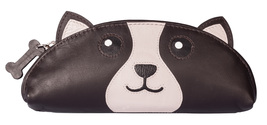 Bailey the Dog Glasses Case