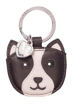 Bailey the Dog Keyring