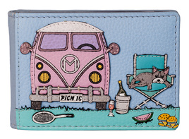 Beaus Happy Days ID / Oyster / Travel Card Holder with RFID