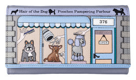 Beaus Pampering Parlour Matinee Purse with RFID