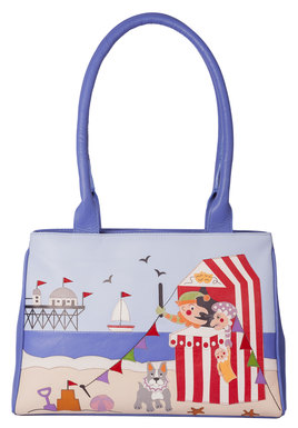 Beaus Punch and Judy Shoulder Bag