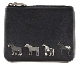 Best Friends Horses Coin Pouch - RFID