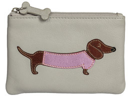 Best Friends Sausage Dog Coin Purse
