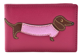 Best Friends Sausage Dog ID Holder