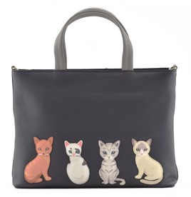 Best Friends Sitting Cats Grab Bag