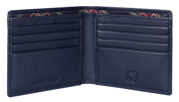 Braemar Slim Wallet with RFID