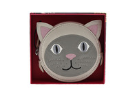 Cat Round Coin Purse