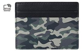 Kalmin Printed Card Holder Camouflage - RFID