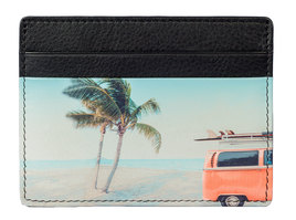 Kalmin Printed Card Holder Camper -  RFID