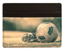 Kalmin Printed Card Holder Football -  RFID