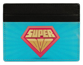 Kalmin Printed Card Holder Super Dad - RFID